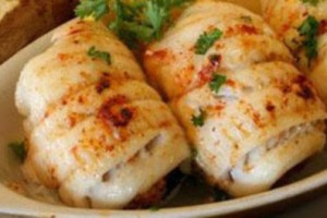 Baked catfish stuffed with crabmeat recipe   Recipes For ...